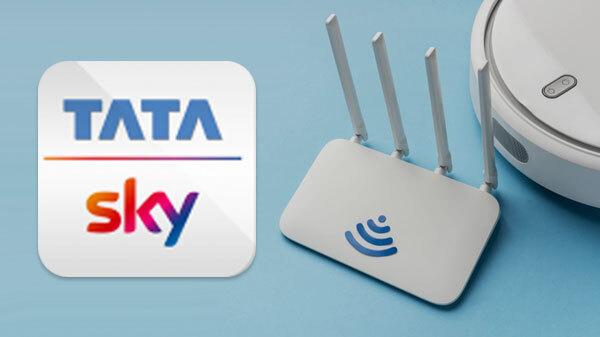Tata Sky Offering Free Wi-Fi Routers With Internet Plans