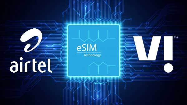 How To Turn On E-SIM On Airtel And Vi Networks