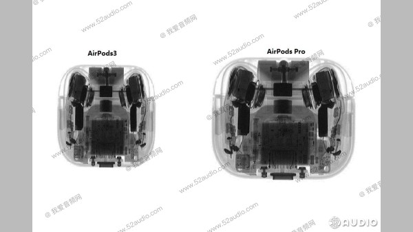Apple AirPods 3 Renders Reveals Design Details