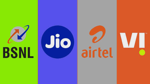 List Of All Data Vouchers From Reliance Jio, Airtel, Vi, And BSNL