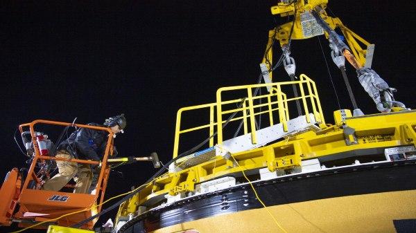 NASA Successfully Tests SLS Rocket In Second Attempt