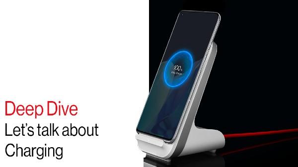 OnePlus 9 Pro To Get 50W Wireless Warp Charging