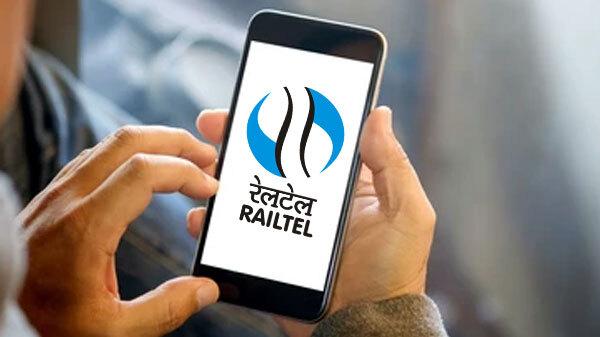 RailTel Introduces Prepaid Wi-Fi Services At 4000 Railway Stations