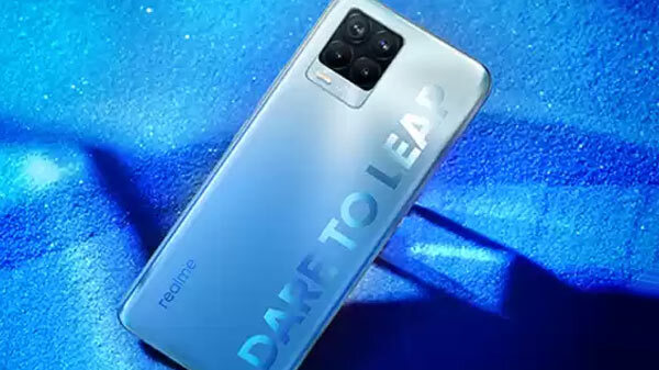 Realme 8, 8 Pro Launched With Super AMOLED Display