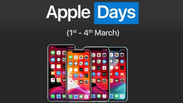 Flipkart Apple Days March 2021: Discount Offers On Apple iPhones