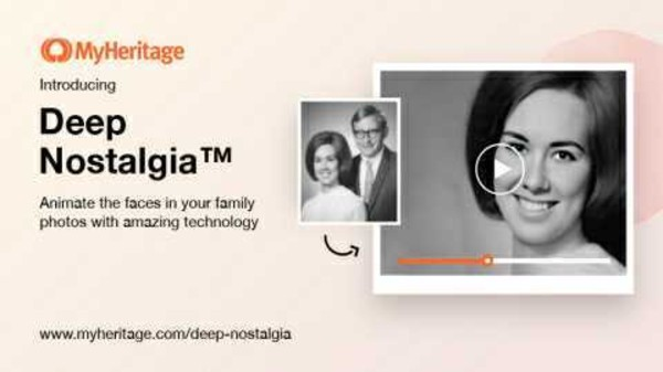 MyHeritage App: What Is It? How To Use Deep Nostalgia Feature?