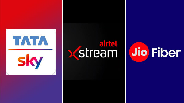 Tata Sky Vs JioFiber Vs Airtel Xstream Plan: Who Is Offering Best Internet Plans Under Rs. 1,000