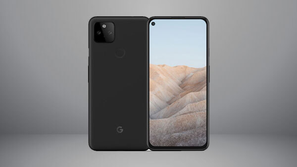 Google Pixel 5a Coming Soon In India