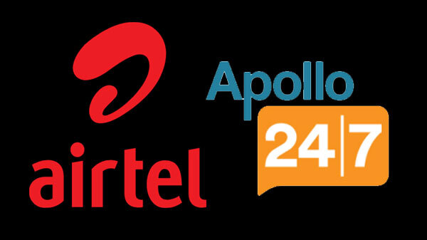 Airtel Partners With Apollo 24/7 To Offer Digital Healthcare Services