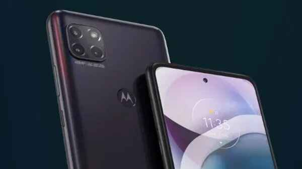 Motorola Smartphone With Dimensity 720 SoC Spotted Online