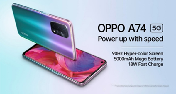 OPPO A74 5G Is The All-Rounder We Have All Been Waiting For