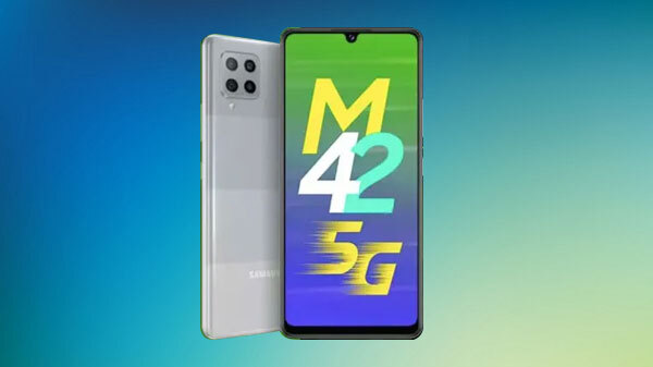 Samsung Galaxy M42 5G With Snapdragon 750G SoC Launched At Rs. 19,999
