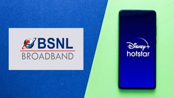 How To Activate Disney+ Hotstar Premium Subscription To BSNL Broadband Plan