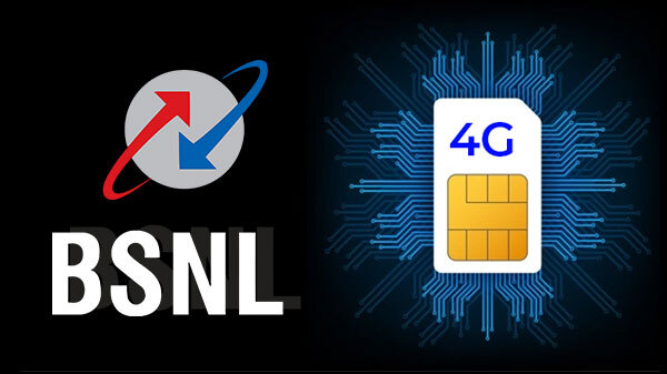 BSNL Offering Free 4G SIM To Increase Its Users Base