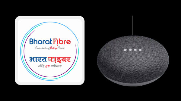 BSNL Offering Google Mini And Google Nest Devices With Bharat Fibre And AirFibre Plans