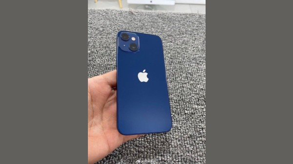 First Look At iPhone 13 Mini