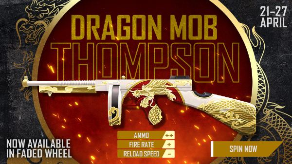 Free Fire Redeem Codes For April 22; Get 3x M1014 Underground Howl Today