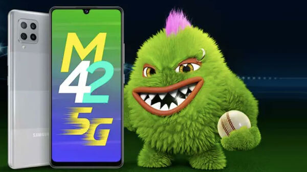 Samsung Galaxy M42 5G With Snapdragon 750G Chipset Launching On April