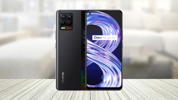 Realme 8 5G Looks Identical To 4G Variant In New Promotional Video