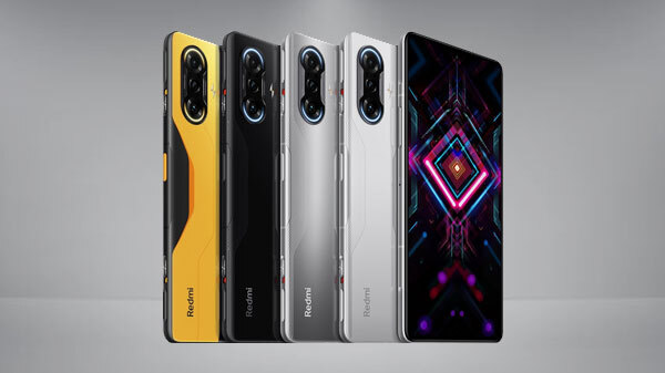 Redmi K40 Gaming Edition With Dimensity 1200 5G Chipset Announced