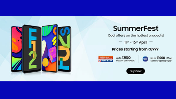 Samsung Mobile Fest 2021: Best Offers on Premium Smartphones