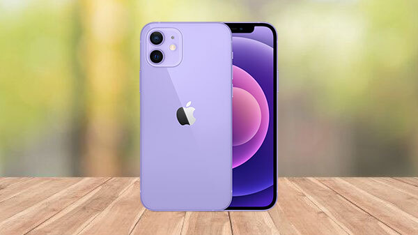 iPhone 12,12 Mini Get New Purple Color Variant