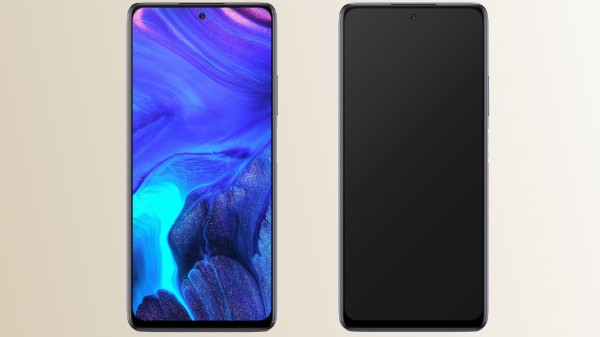 Infinix Note 10 Pro Live Images Leaked Online