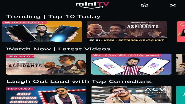 Amazon MiniTV Streaming Service Arrives In India; How Is It Different?