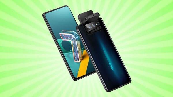 Asus ZenFone 8 Flip, ZenFone 8 Mini Renders Leak