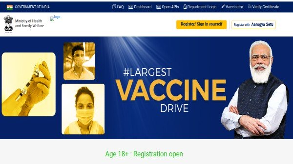 COVID-19 Vaccine Registration Gets Four-Digit Code: How To Register On CoWIN?