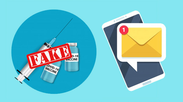 Fake COVID-19 Vaccine SMS: What Is It, How To Stay Safe And More