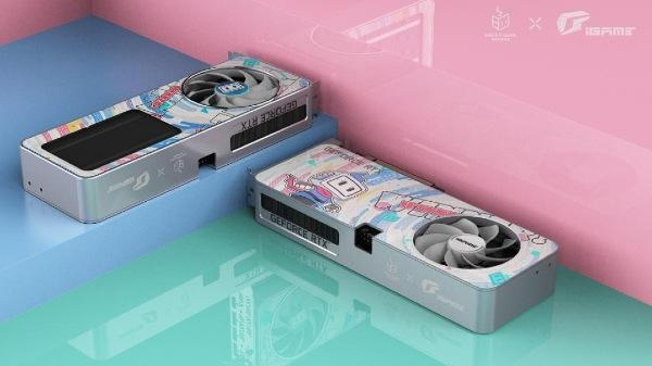iGame GeForce RTX 3060 Bilibili E-Sport Edition GPU Launched