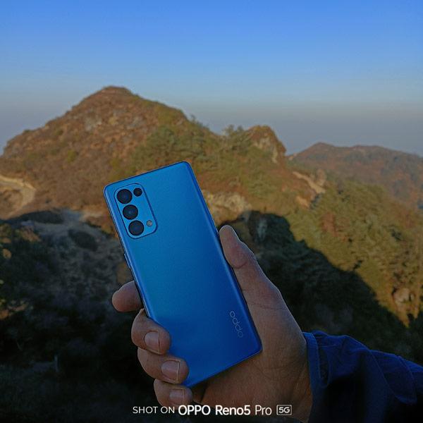 Reno5 Pro 5G - The Perfect Phone For Content Creators: