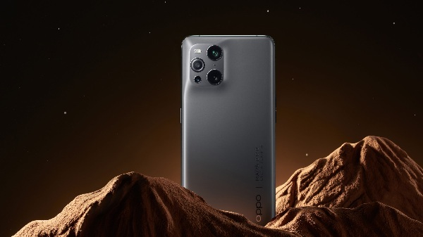Oppo Find X3 Pro Mars Exploration Edition With 65W Charging Launched