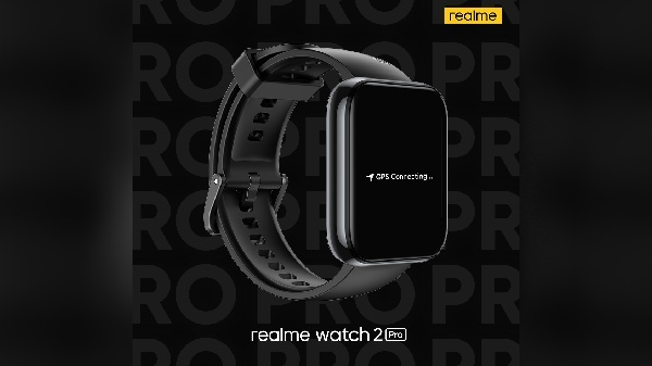 Realme Watch 2 Pro Unboxing Video Reveals Design In Full Glory