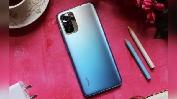 Redmi Note 10S Color Variant Revealed Ahead Of Launch