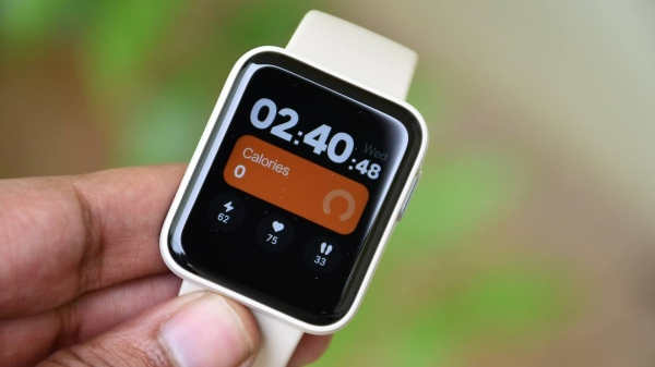 Redmi Smart Watch With GPS Connectivity Launched In India