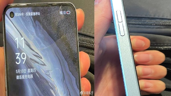 Oppo Reno6 5G Live Images Surface; iPhone 12 Ripoff?