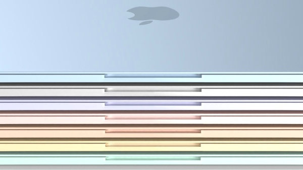 Colorful MacBook Air Coming End Of This Year: Thinnest MacBook Ever?