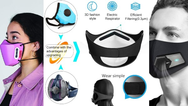 Covid 19 Double Safety Electric Mask: List Of Rechargeable Electric Air Purifier Mask To Buy In India