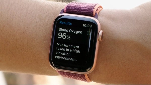 How To Measure Oxygen Level Using Apple Watch