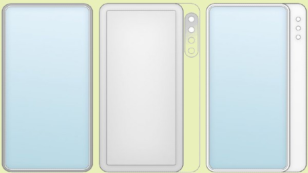 Xiaomi Patent Reveals Dual Slider Smartphone With Secondary Display