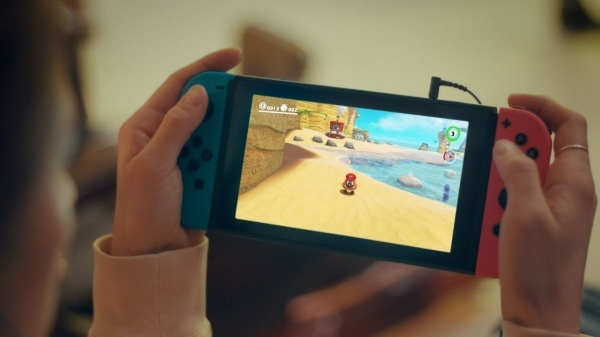 Nintendo Switch With OLED Display, NVIDIA SoC Could Launch Soon
