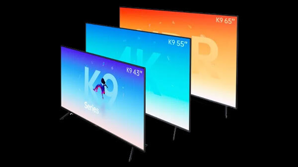 Oppo Smart TV K9 Series With MediaTek SoC Launched; Cheaper Models To Take On Mi TVs