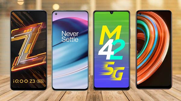 5G Network Supported Smartphones Under Rs. 25,000 To Buy In India thumbnail