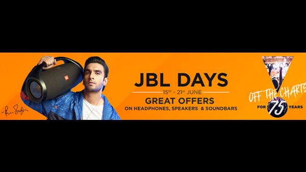 Amazon JBL Days Sale: Discount Offers On Headphones, Speakers, Earphones, And More