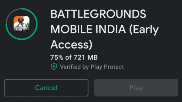 Battlegrounds Mobile India Now Available