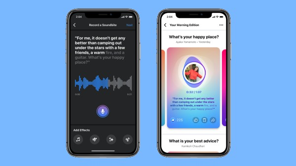 Facebook Audio Rooms Rolls Out With Clubhouse-Like Features
