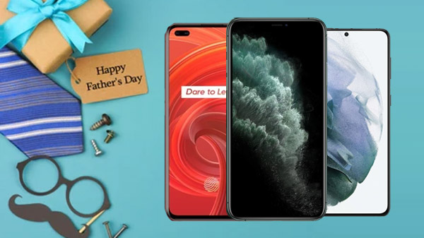 Fathers Day Gift Ideas Best Premium Smartphones To Gift Your Father   Tech News