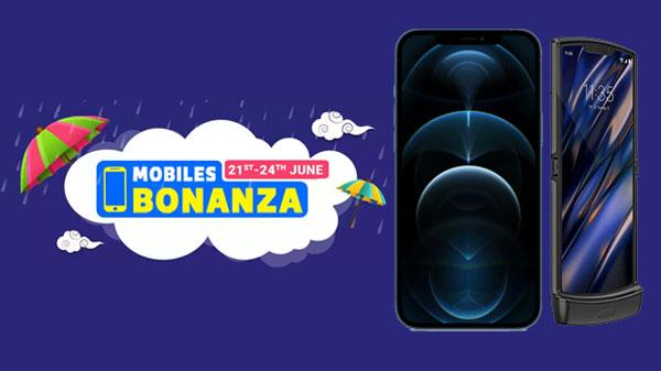 Flipkart Mobile Bonanza Sale 2021: Discount Offers On Premium Smartphones